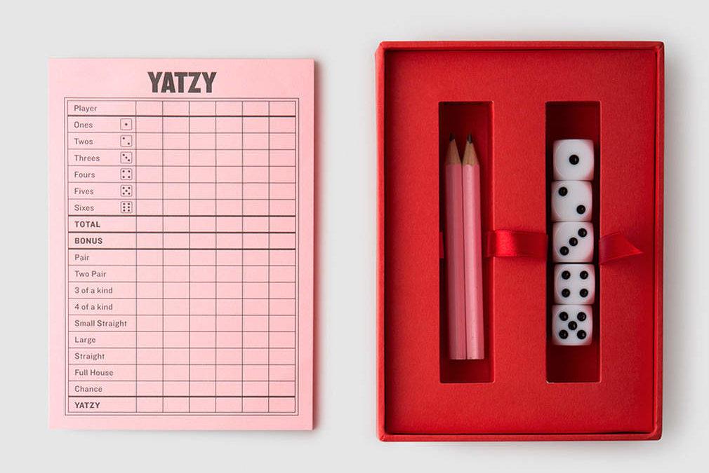 Yatzy – Et spill som passer til reise
