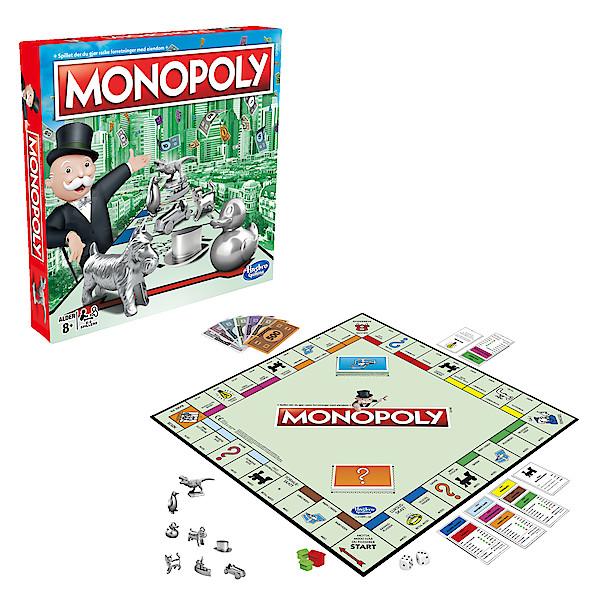 Prøv klassikeren Monopol i sin seneste utgave