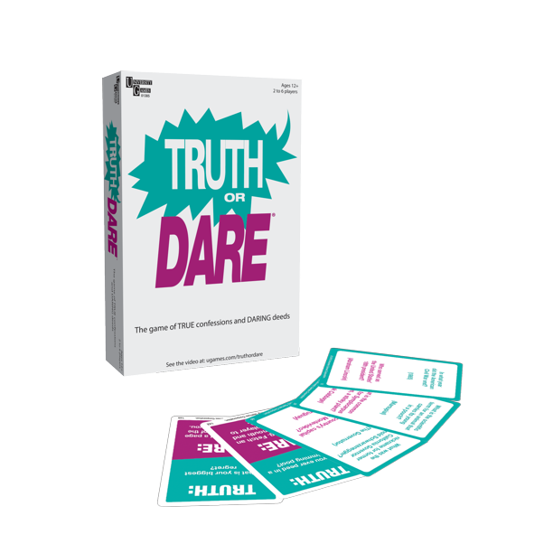 Sexspill som er mye mer sexy enn 'Truth or Dare'